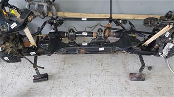 Hyundai H100 Suspension