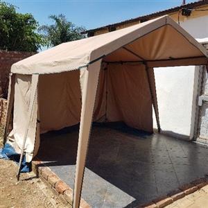 camp master safari gazebo
