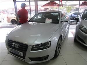 2011 Audi A5 Sportback 2.0T