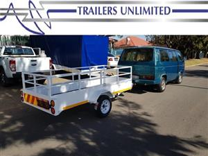 TRAILERS UNLIMITED 3000 X 1500 X 900 UTILLITY TRAILER.