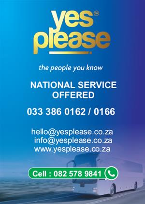 Yes Please Group - Accommodation and Travel & Tours