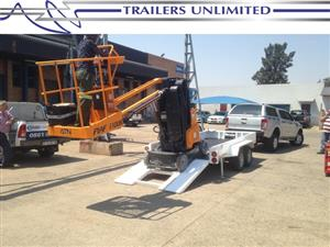 4000 X 2000 X 200 TRAILERS UNLIMITED LOADER.