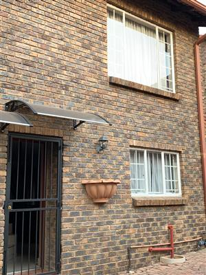 Townhouse to Rent