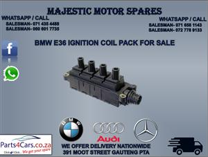 Bmw e36 ignition coil pack for sale