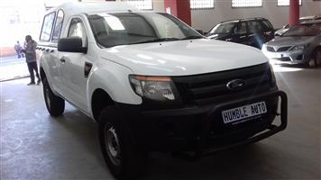 2014 Ford Ranger 2.2 Hi Rider XL