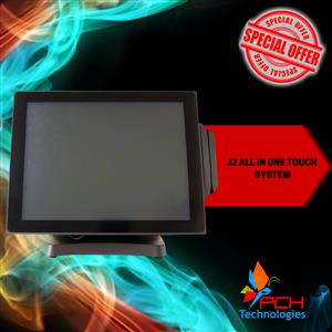 J2 All in one Touch Screen System (Refurbished)