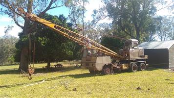 Copelyn crane 16 ton