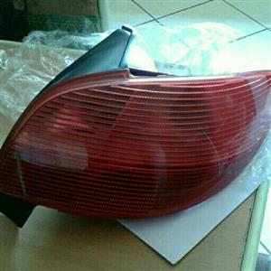 Peugeot 206 right taillights.