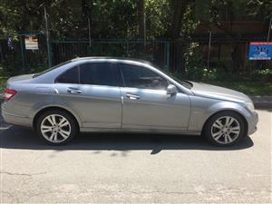 2011 Mercedes Benz CLC 200 Kompressor