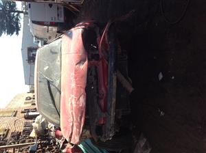 Stripping VW Golf 4 GTi 2001 for Spares