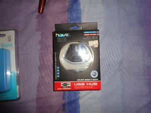 Havit 4 Point USB Port - New in Box
