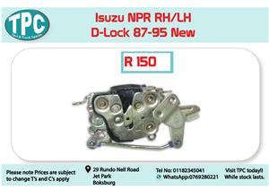 Isuzu NPR RH/LH D-Lock 87-95 for Sale at TPC