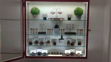 CABINETS - Glass Units / Display Cabinets - Quality Custom made  for Collectibles and Models. - Dust Proof!