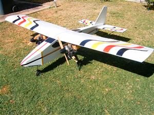 rc airplane for sale  Pretoria - Moot