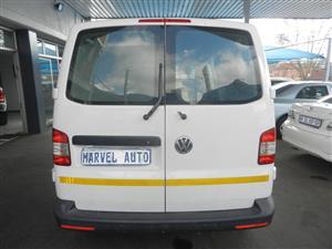 2014 VW Transporter crew bus SWB