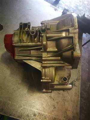 Atos gearbox