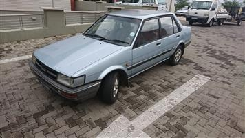 1984 Toyota Corolla 1.6 Advanced automatic
