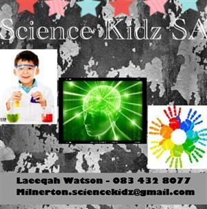 Science kidz party