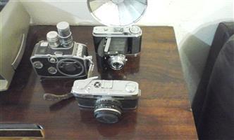 Antique cameras for sale