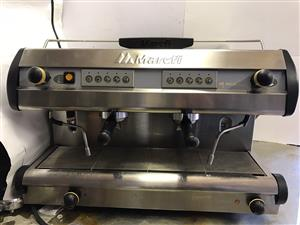 Marcfi 2 Group Commercial Espresso Coffee Machine