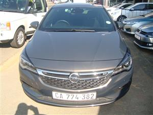 2017 Opel Astra hatch ASTRA 1.4T SPORT A/T (5DR)