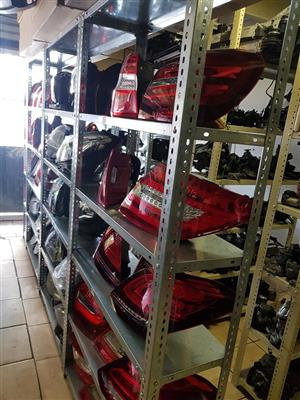 Second hand-New Mercedes Benz spare parts in Pretoria