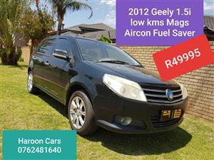 2012 Geely MK hatch 1.5 GL