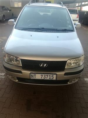 2008 Hyundai Matrix 1.6 GLS