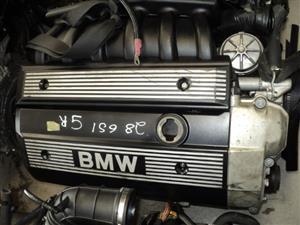 BMW E36 328I ENGINE 286S1 R16900
