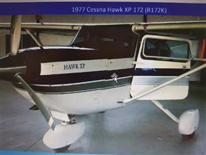 Cessna Hawk XP 172  210 HP