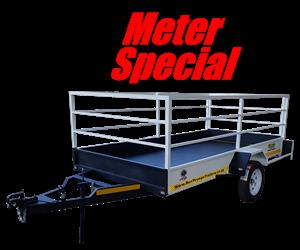 2 Meter Trailer For Sale (June Special)