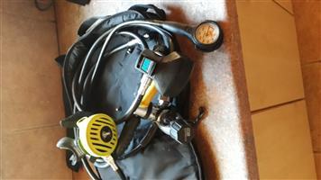 Scuba gear for sale( Sold)