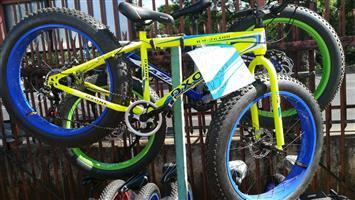 Fat Bike ... OXONE.