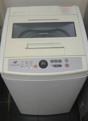 Samsung 8kg toploader