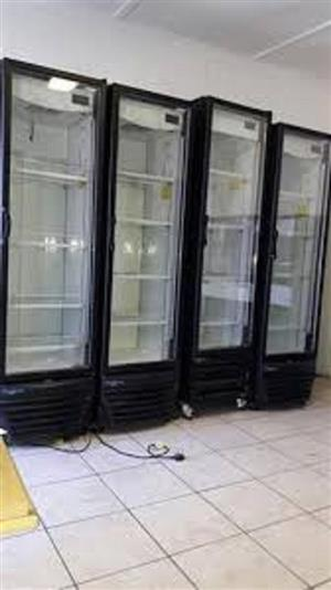 New 1 Door x 2m Fridge (EXCL VAT)