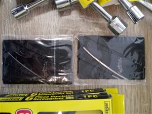Iain Sinclair Card Folding Knife Pocket Razor