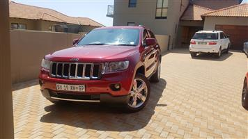 2012 Jeep Grand Cherokee 3.0CRD Overland