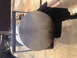 Diesel or Oil tanks