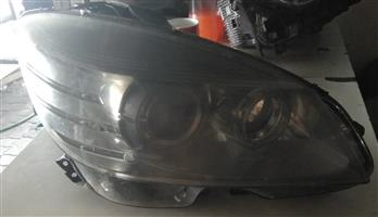 Mercedes Benz 204 headlamps