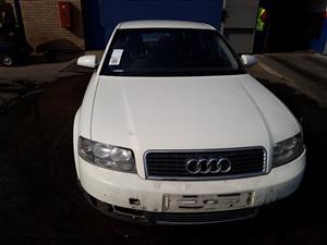 2003 Audi A4 2.0TDI S Code 2