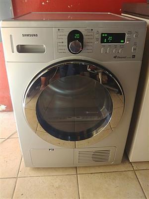 Samsung 8kg Condensor dryer