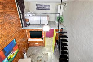 1 & 2 Bed Loft Apartments Available Johannesburg Central On Eloff Street  Near Ghandi Square