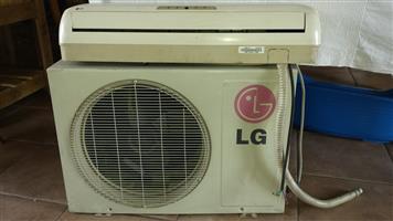 LG Airconditioner
