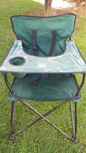 Baby camping chair for sale