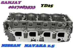 NISSAN NAVARA 2.5 CYLINDER HEADS / CRANKSHAFTS / CONRODS