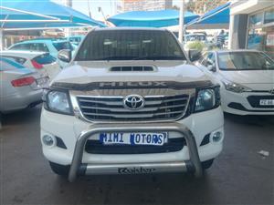 2013 Toyota Hilux double cab HILUX 3.0 D 4D HERITAGE 4X4 A/T P/U D/C