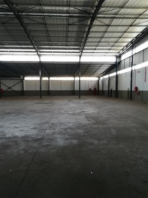 2417m2 warehouse to let in Benoni