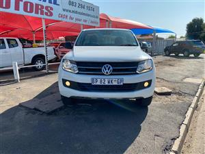 2011 VW Amarok 2.0BiTDI Trendline