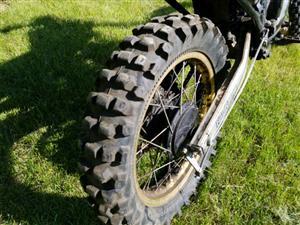 250cc of road