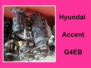 Hyundai engines for sale.